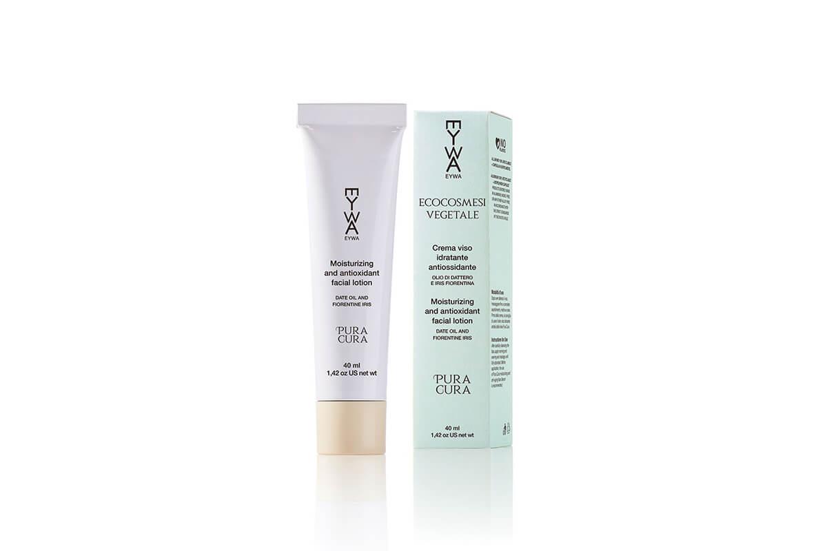 Hydrating antioxidant face cream